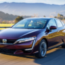 Honda's Hydrogen Fuel Cell Clarity