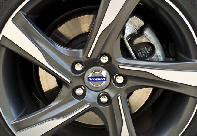 2013 Volvo 18-inch Stock Wheel
