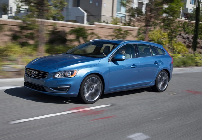 2015 Volvo V60 T5 Drive-E Review, Specs, Price